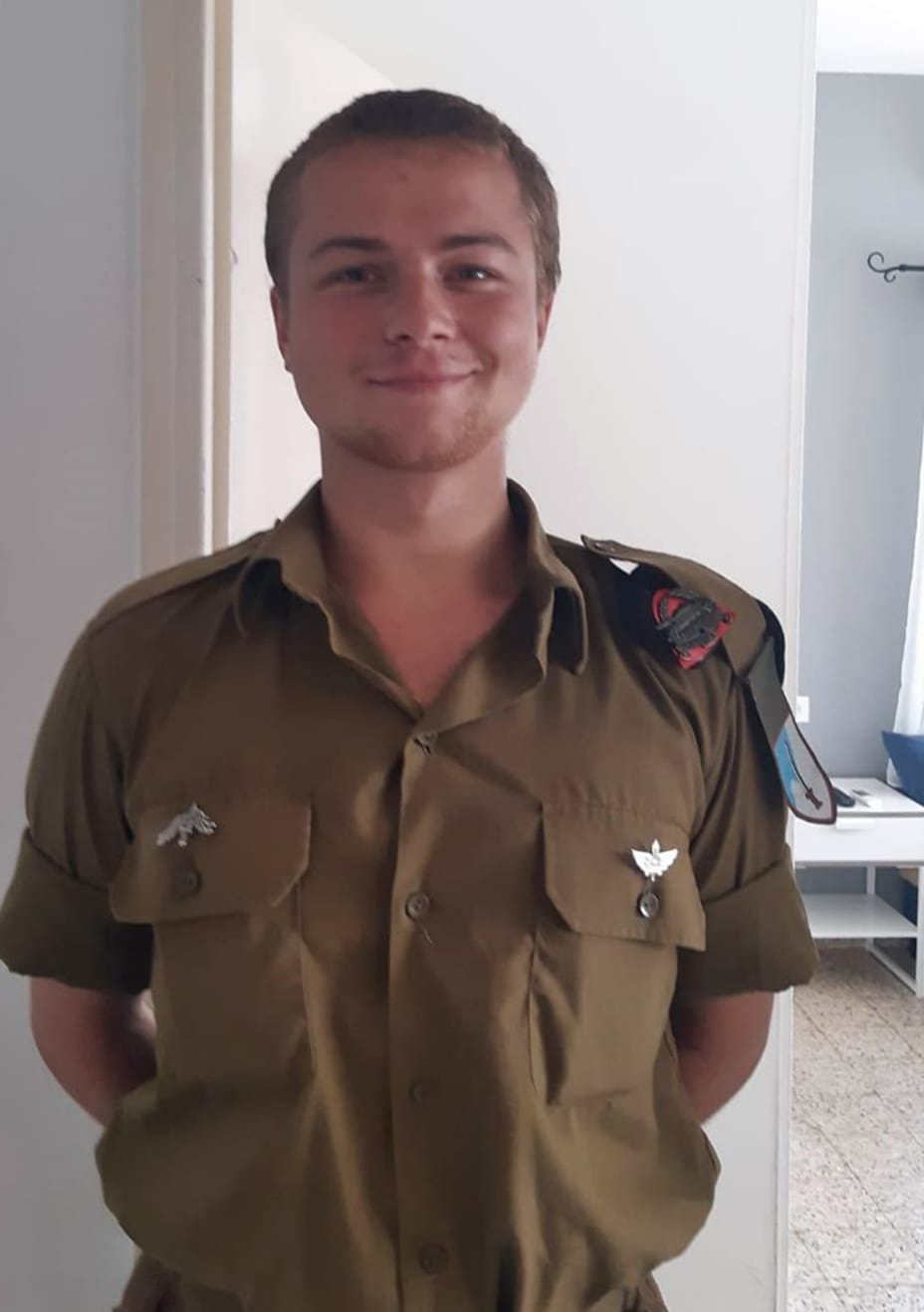 Soldat odinochka Roman 1