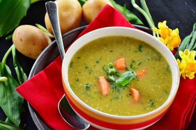 Суп тарелка фото