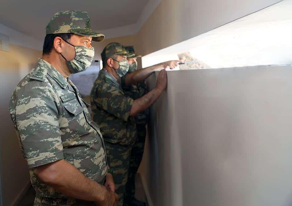 Военнослужащие армии Азербайджана фото