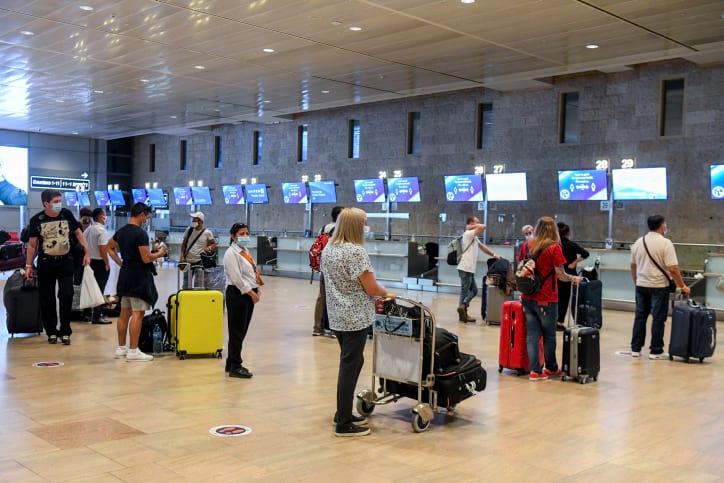 Аэропорт имени Бен-Гуриона фото