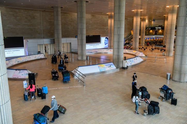 Aeroport imeni Ben Guriona 9