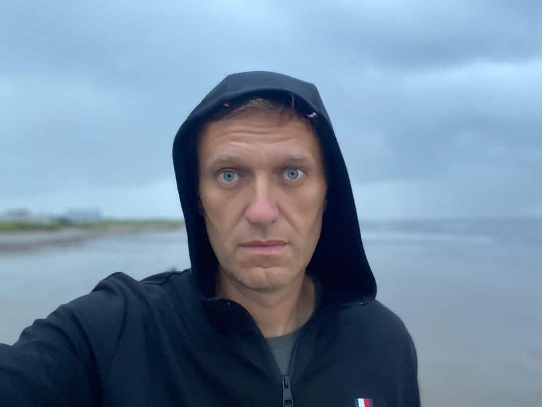 Латвия обеспокоена задержанием жены Навального