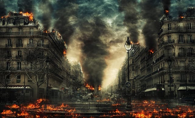 Апокалипсис картинка