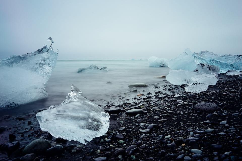 арктика льдины океан фото