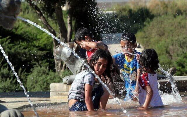 дети израиль фото
