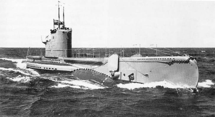 Estonskaya podvodnaya lodka Kalev