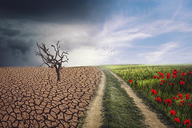 Изменение климата изображение