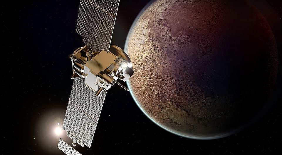 планета марс изображение