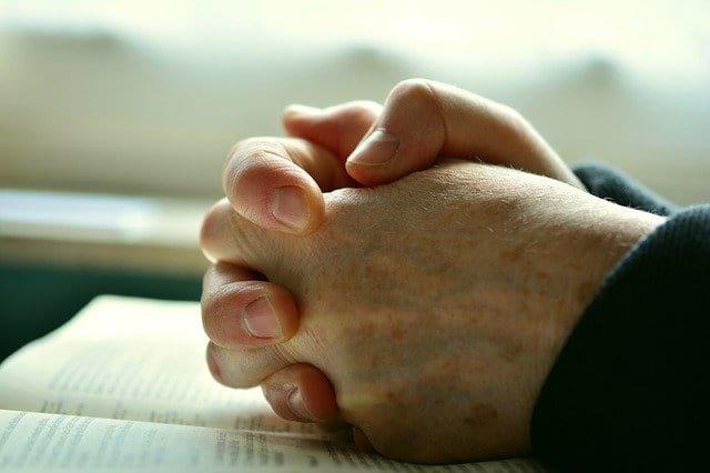 Молитва фото