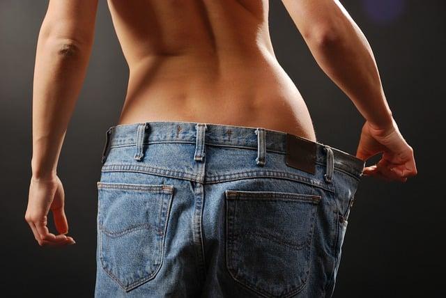 девушка похудела талия фото