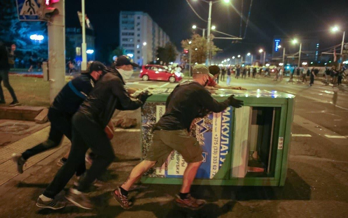Protesty Belarus 3