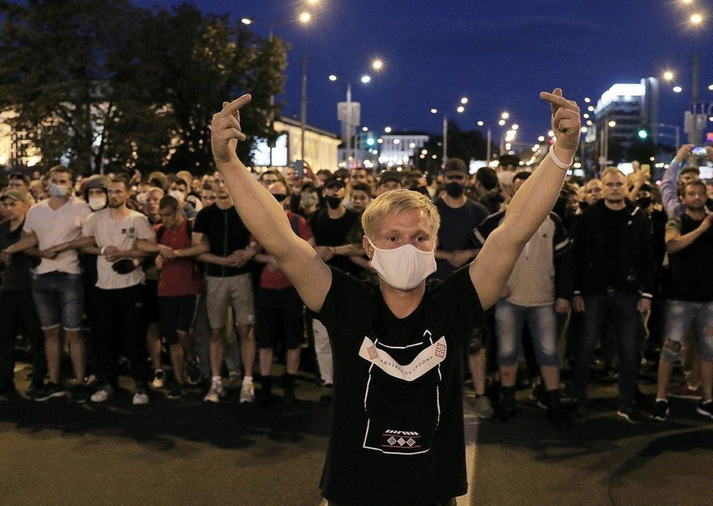 Protesty Belarus 7 1