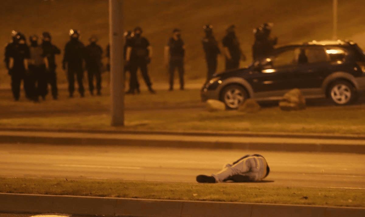 Protesty v Belarusi 2
