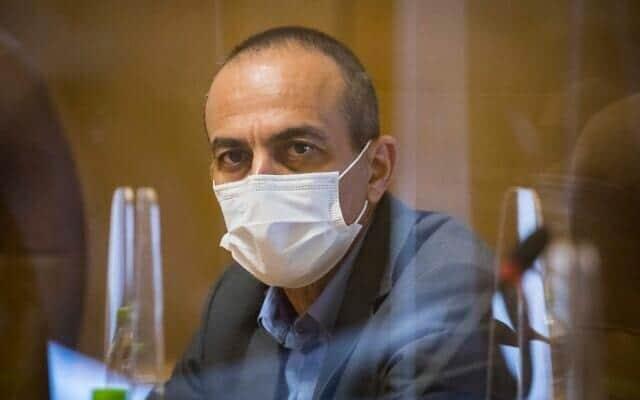 Рони Гамзу Израиль координатор штаба по борьбе с коронавирусом фото