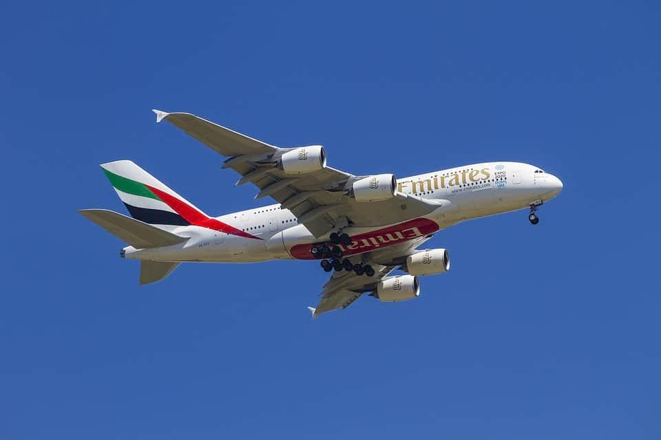 Самолет Etihad Airlines фото