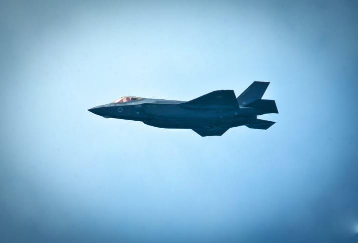 Самолет F-35 фото