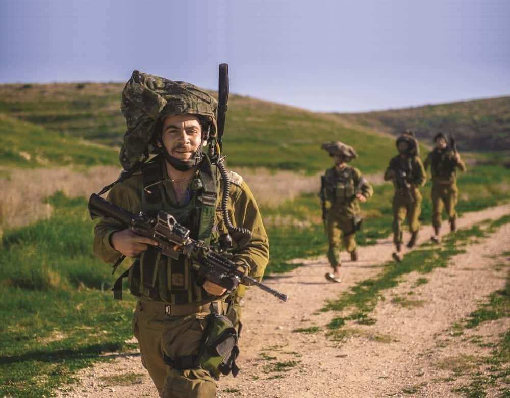 израильские военные фото