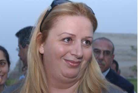 Суха Арафат фото