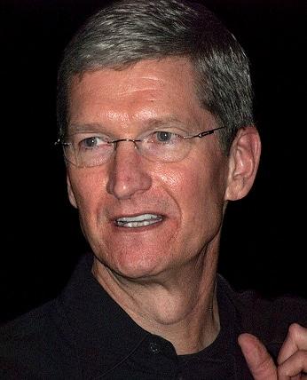 Тим Кук Apple фото