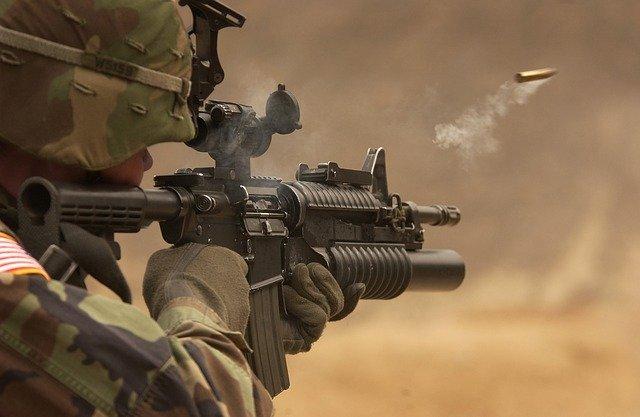 Военные солдат фото