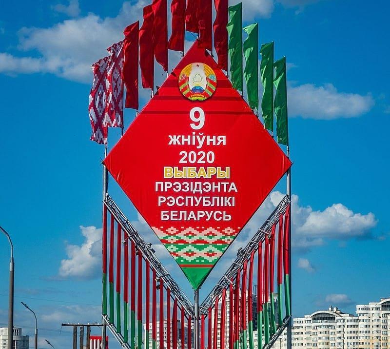 Vybory v Belarusi