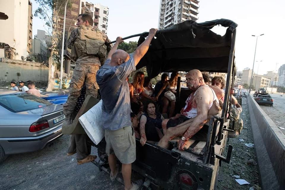 Vzryv v Bejrute 5