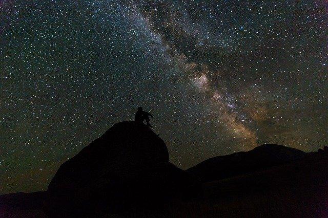 Звезды небо фото