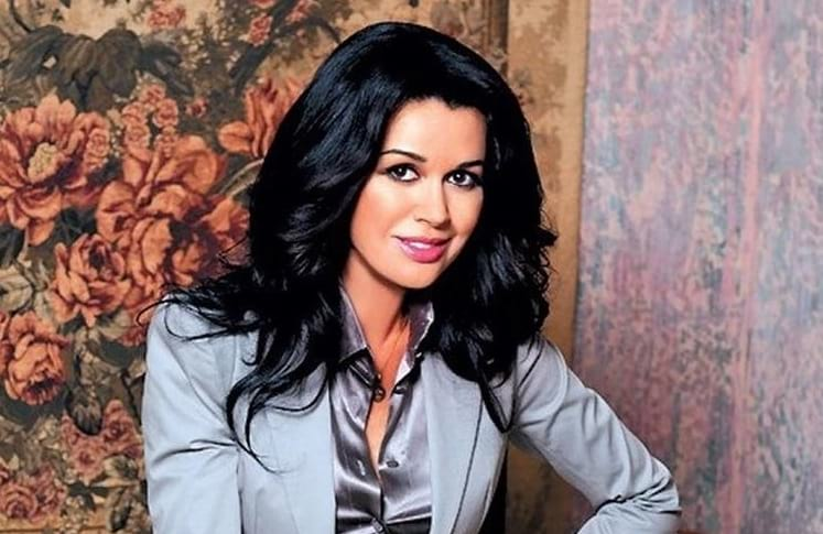 Анастасия Заворотнюк фото
