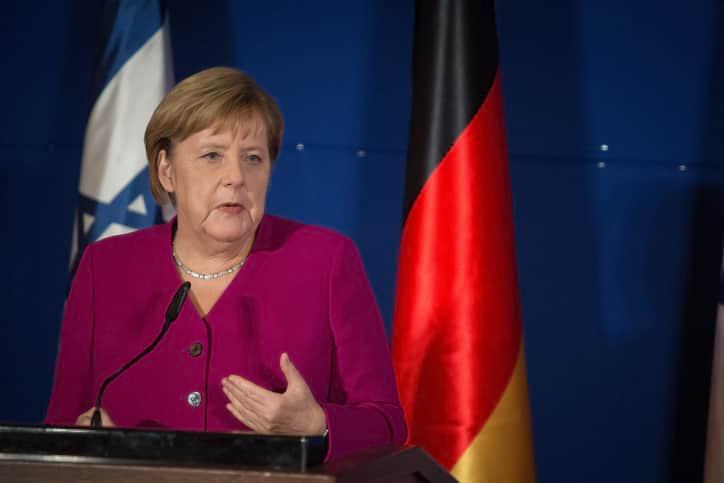 ангела меркель германия фото