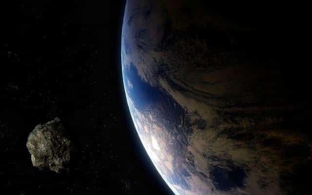 Астероид изображение