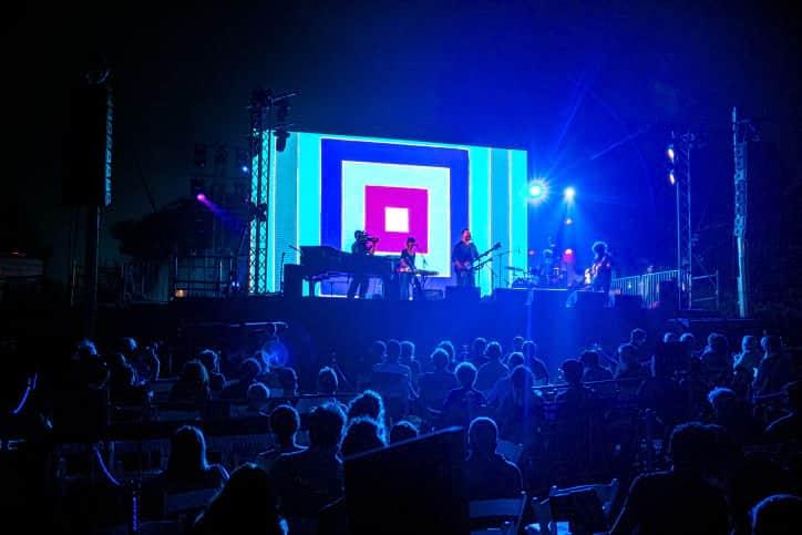 Джазовый фестиваль фото
