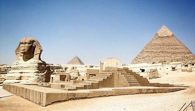 Египетская пирамида фото