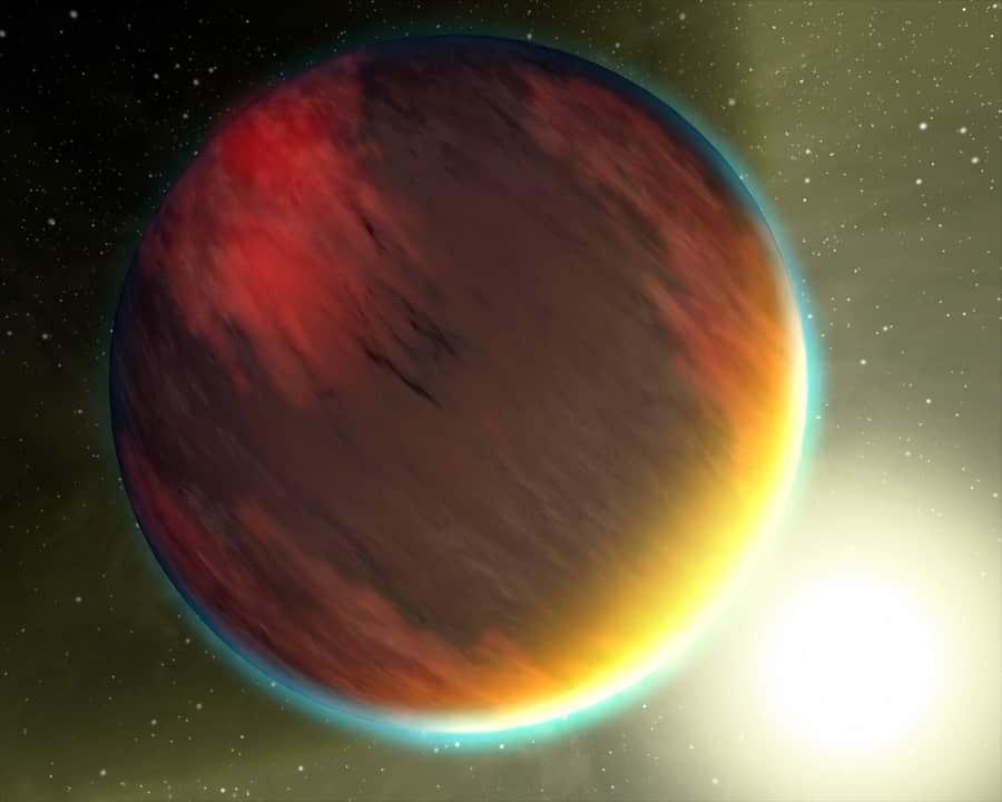 поиск экзопланет изображение