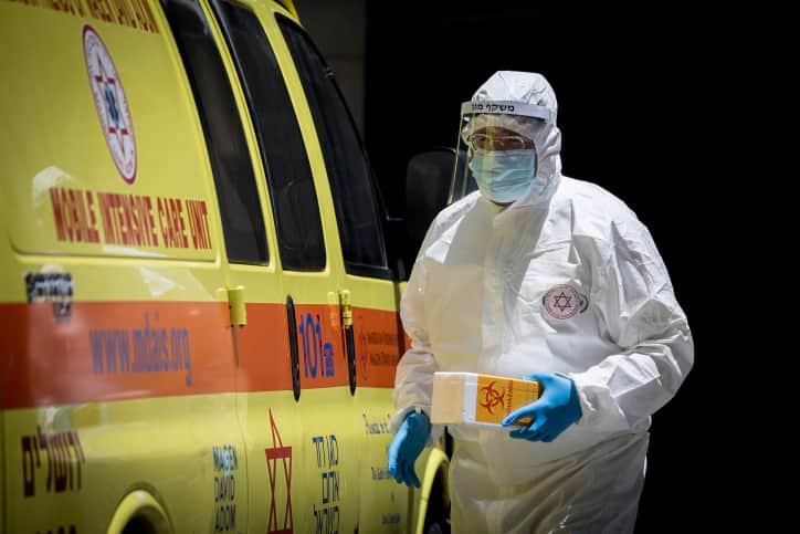 эпидемия коронавируса израиль фото
