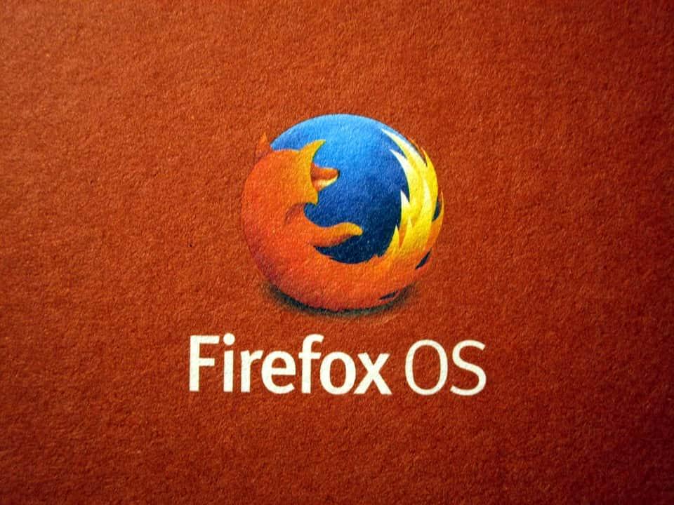 Firefox картинка заставка