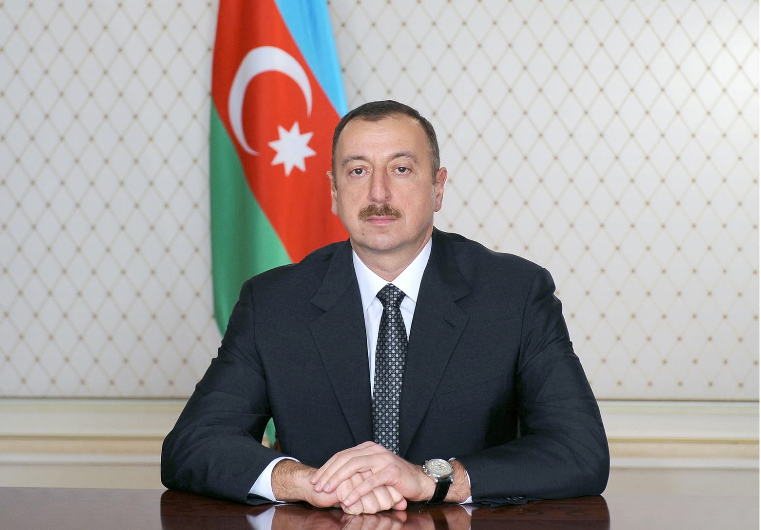 Ильхам Алиев фото