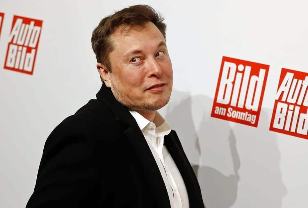 Илон Маск фото