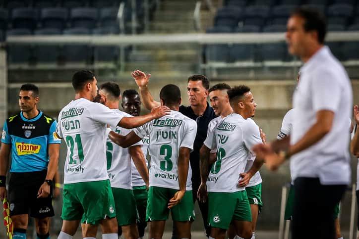 Израильские футболисты фото