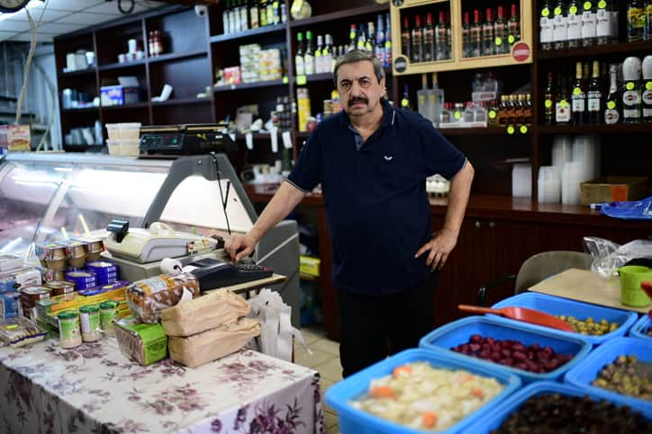 владелец магазина израиль фото