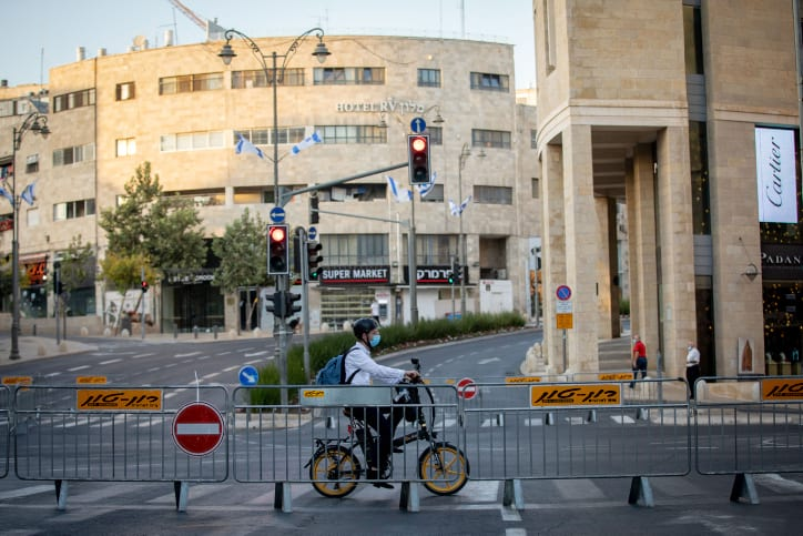карантин Израиль фото