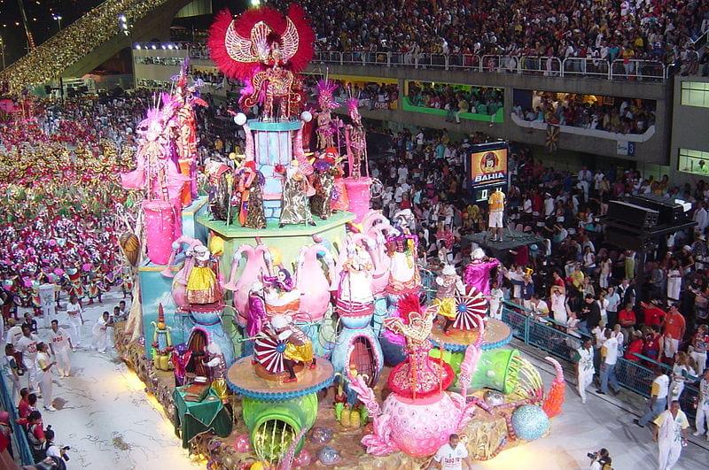 Karnaval v Brazilii