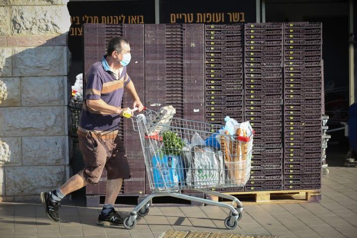 эпидемия covid-19 израиль