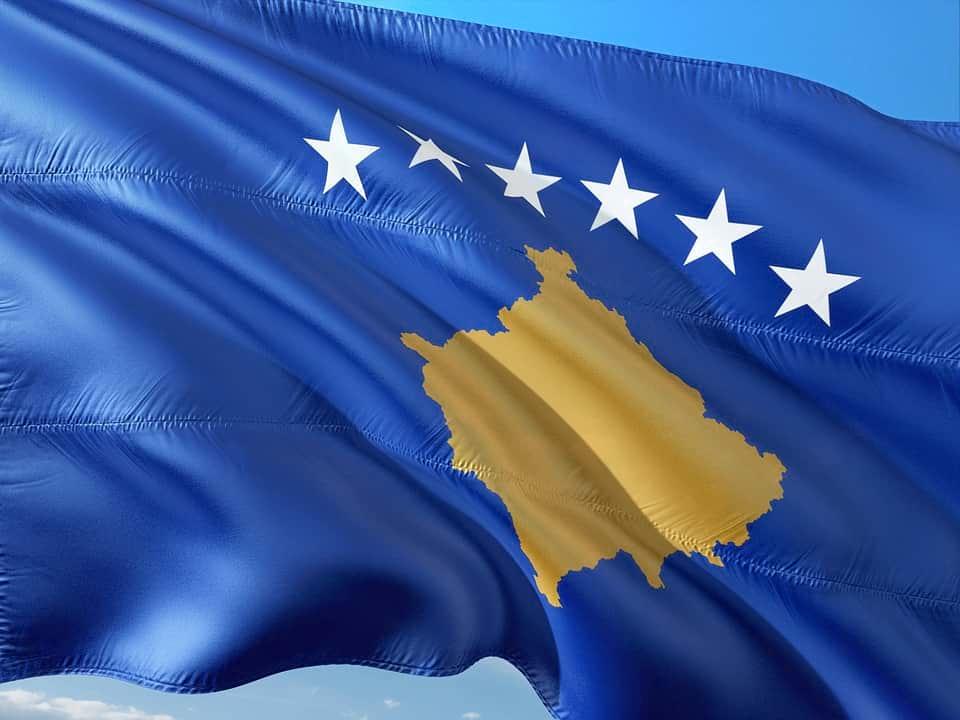 косово флаг