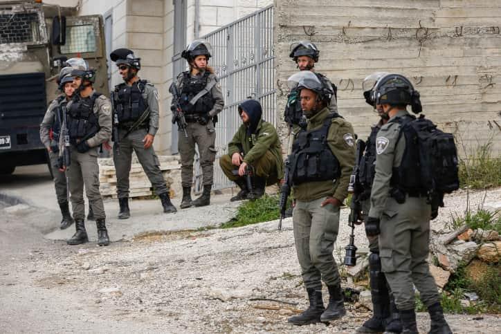 Офицеры ЦАХАЛа солдаты фото
