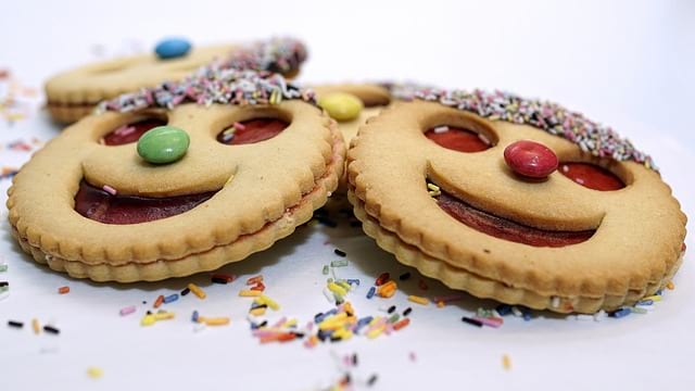 сладкое печенье фото