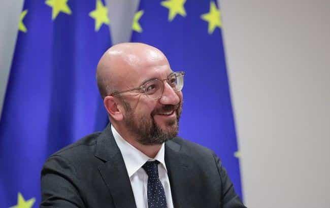 Президент Европейского совета Шарль Мишель
