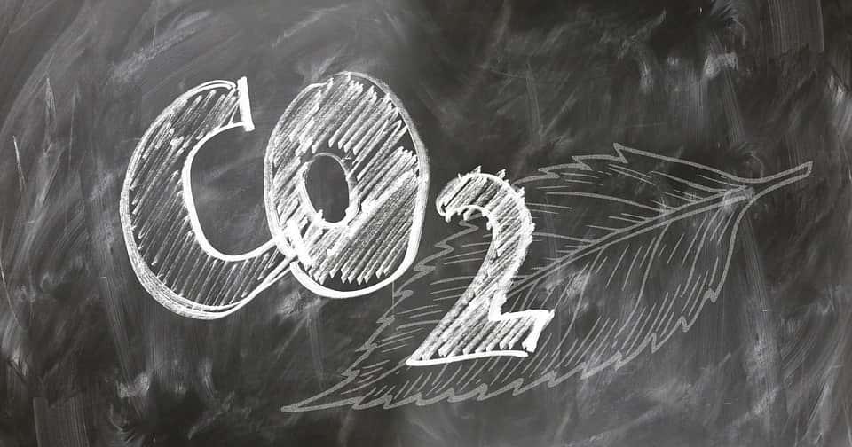 Углекислый газ фото