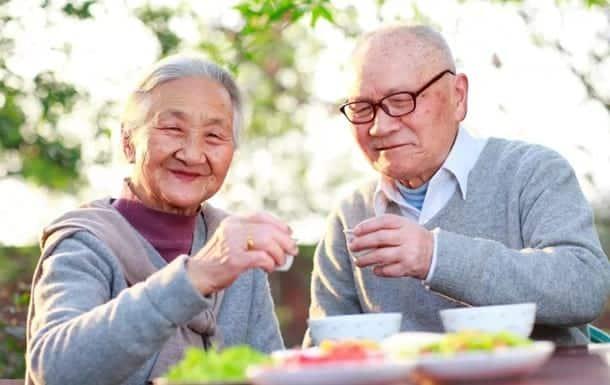 Япония долгожители фото