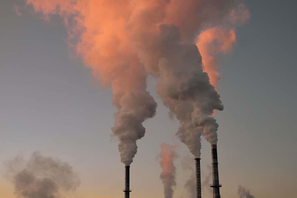 Загрязнение воздуха фото