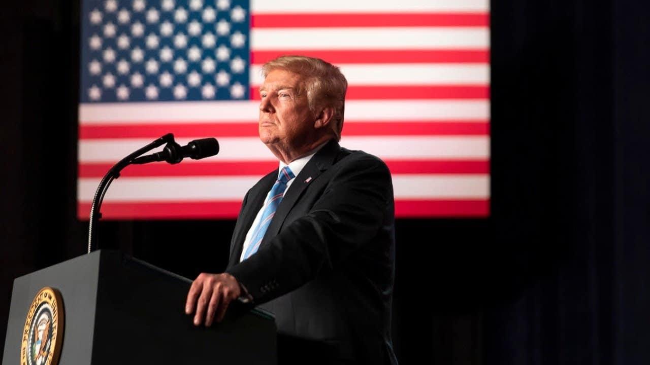 Трампу прислали письмо срицином, охрана его перехватила